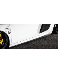 Artisan Spirits Sports Line Side Diffuser (CFRP) - Audi R8 V8/V10 ABA-42 (MC After 2013- / Before 2006-2012)