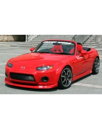 ChargeSpeed 2006-2008 Miata Front Spoiler FRP