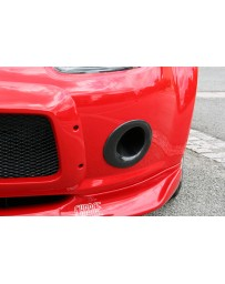 ChargeSpeed 2006-2008 Miata NC Brake Ducts FRP