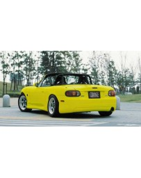 ChargeSpeed 1999-2005 Miata Rear Under Spoiler JDM Spec