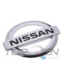 370z Nissan OEM Rear Boot Emblem