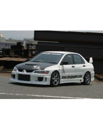ChargeSpeed 02-07 EVO VII, VIII & IX Type-1 Full Kit
