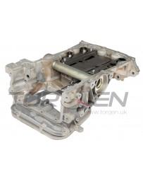 R35 GT-R Nissan OEM GT-R Magnesium Upper Oil Pan