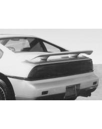 VIS Racing 1984-1988 Pontiac Fiero Factory Style Wing No Light