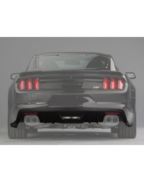 ROUSH Performance 2015-2017 Ford Mustang Rear Valance Kit - Not Prepped for Backup Sensors