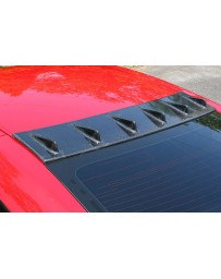 ChargeSpeed 2007-2020 Nissan GTR JDM Carbon Roof Fin