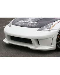 ChargeSpeed Nissan 03-08 350Z Type 2 Front Bumper