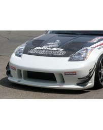 ChargeSpeed Nissan 03-08 350Z Type 1 Front Bumper