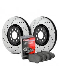 Toyota GT86 StopTech High Carbon Stage 1 Street Brake Kit